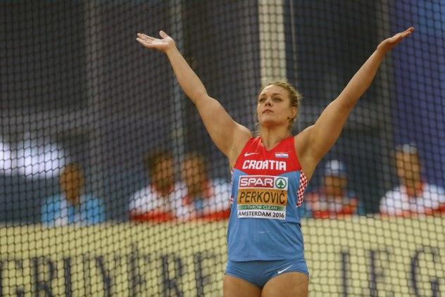 Hrvatska atletičarka Sandra Perković: Žao mi je što se Juga raspala, bili bismo najveća sila