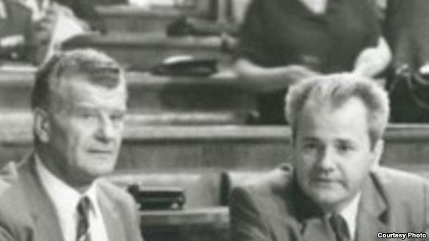 Smena i preuzimanje vlasti: Ivan Stambolić i Slobodan Milošević 1987. godine