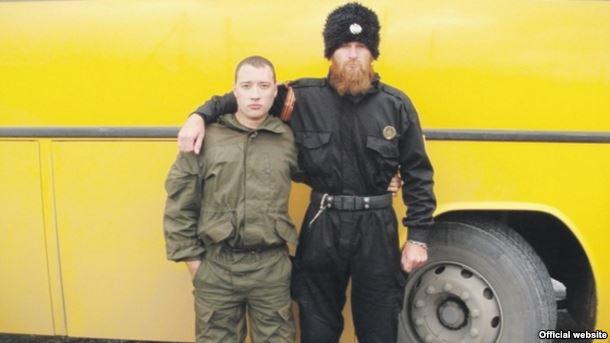 Aleksandar Sinđelić (desno)