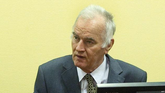 Optužen za genocid, najteže ratne zločine i zločine protiv čovječnosti u Bosni i Hercegovini: Ratko Mladić