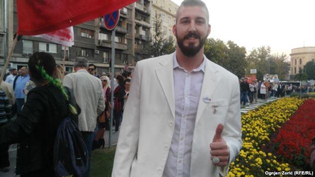 """Luka Maksimović - Grupa građana """"Ljubiša Preletačević Beli, Beli - Samo jako"""""""