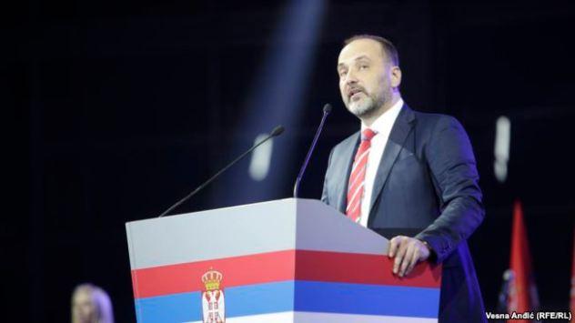 """Saša Janković - Grupa građana """"Za Srbiju bez straha"""""""