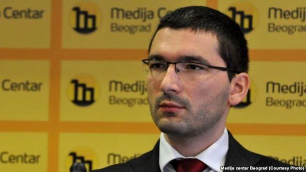Miroslav Parović - Narodni slobodarski pokret