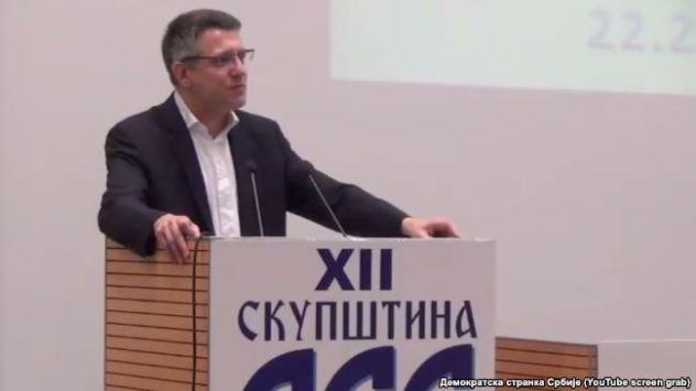 Aleksandar Popović - Demokratska stranka Srbije