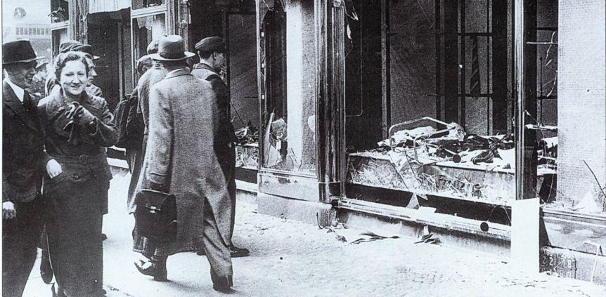 Slikovni rezultat za kristallnacht, fotografije